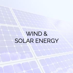 Solar & Wind