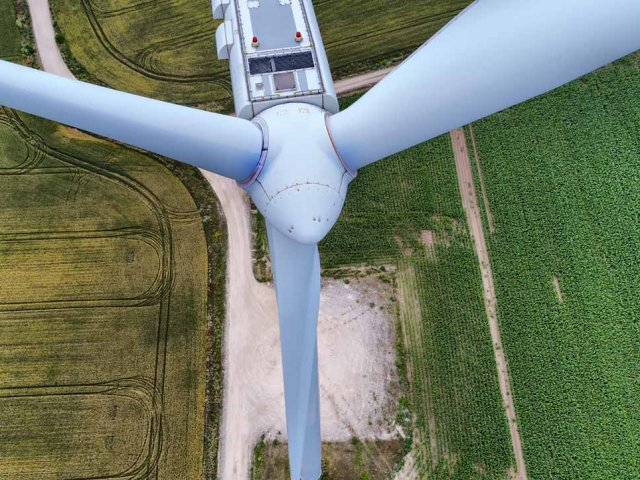Wind Farm Inspection