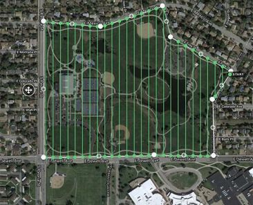 Mile High Drones Land Survey