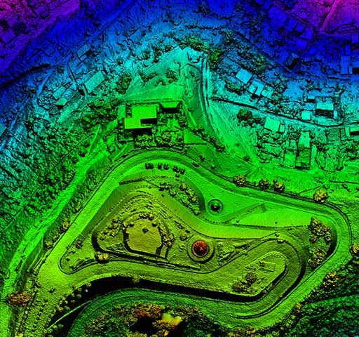 Mile High Drones Orthomosaic Mapping